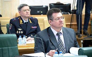 Заседание Совета посоциальной защите военнослужащих, сотрудников правоохранительных органов ичленов их семей
