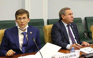 Павел Тараканов иВладимир Городецкий