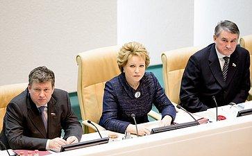 369-е заседание Совета Федерации