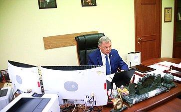 «Круглый стол» Комитета СФ побюджету ифинансовым рынкам натему «Серая» заработная плата: проблемы ипути их решения»