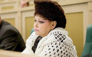 374-е заседание Совета Федерации Петренко