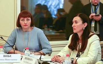 Заседание Секции 2. «Взаимодействие регионов России иБеларуси всоздании общего информационного пространства вцелях развития культурных игуманитарных связей Союзного государства»