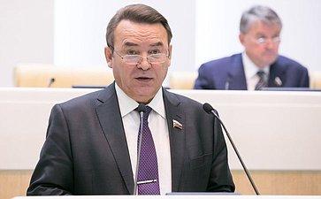 388-е заседание Совета Федерации