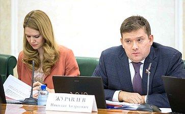Е. Чайковская иН. Журавлев