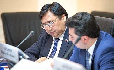 ВСовете Федерации состоялось заседание Президиума Совета поАрктике иАнтарктике