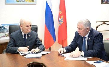М. Щетинин иВ. Наговицын
