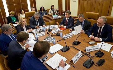 Расширенное заседание Комитета СФ пофедеративному устройству, региональной политике, местному самоуправлению иделам Севера