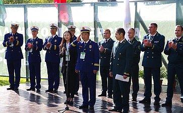 Федеральный этап V Всероссийского конкурса профессионального мастерства «Лучший лесной пожарный»