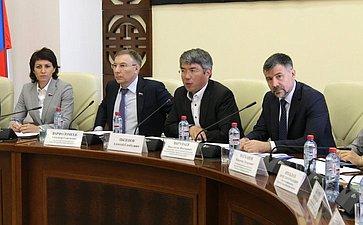 ВБурятии прошло заседание Экспертного совета пофизической культуре испорту при Комитете СФ посоциальной политике