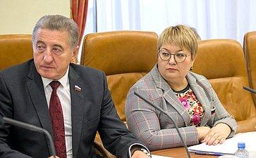 Сергей Лукин иОльга Старостина