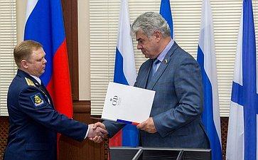 Выездное заседание Комитета СФ пообороне ибезопасности вГаджиево (Мурманская область)