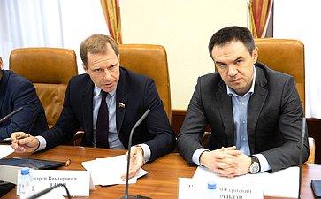 Андрей Кутепов иМурат Хапсироков