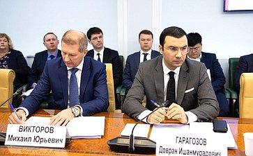 Михаил Викторов иДовран Гарагозов