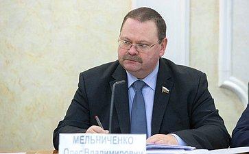О. Мельниченко внес поправку, наделяющую Фонд содействия реформированию ЖКХ новым полномочием