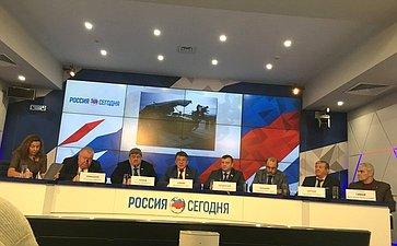 А. Кондратьев принял участие взаседании «круглого стола» натему «Российская армия вновых условиях»