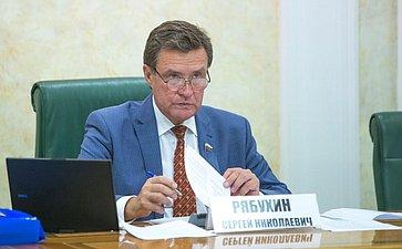 С. Рябухин провел заседание Комитета СФ побюджету ифинансовым рынкам