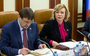Владимир Лебедев иЕлена Зленко