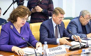 Совещание, посвященное актуальным вопросам стратегического планирования изаконодательного обеспечения реализации государственной политики регионального развития РФ