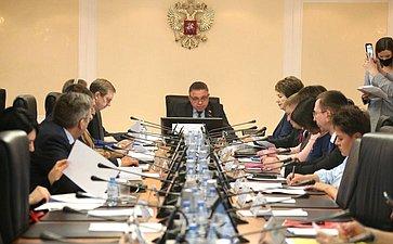 Расширенное совещание натему «Законодательное обеспечение развития национальной системы защиты прав потребителей»
