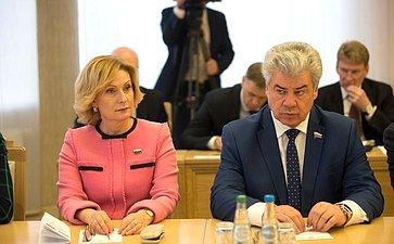 Инна Святенко иВиктор Бондарев