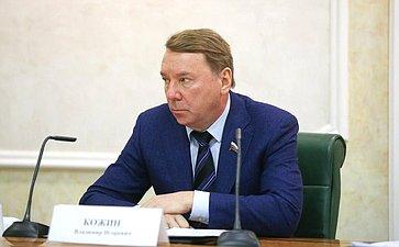 В.Кожин принял участие взаседании Комиссии ПАСЕ помиграции, беженцам иперемещенным лицам