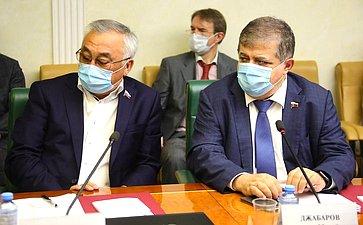 Баир Жамсуев иВладимир Джабаров