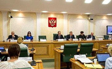 Конференция Комитета СФ поконституционному законодательству игосударственному строительству