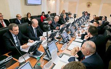 ВСФ состоялось заседание Комитета побюджету ифинансовым рынкам
