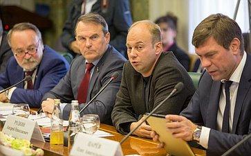 ВСовете Федерации состоялось заседание Комитета общественной поддержки жителей Юго-Востока Украины повопросам оказания помощи беженцам
