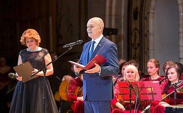 Открытие Фестиваля православной культуры итрадиций малых городов исельских поселений Руси