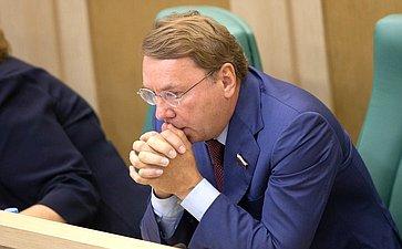 443-е заседание Совета Федерации