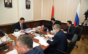 Сенаторы РФ приняли участие взаседании Комиссии Парламентского Собрания Союза Беларуси иРоссии посоциальной имолодежной политике, науке, культуре игуманитарным вопросам