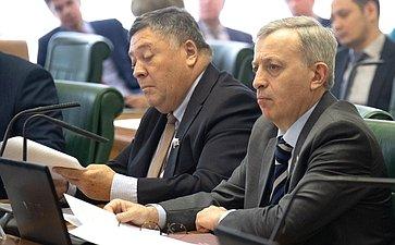 Сергей Калашников иМухарбий Ульбашев