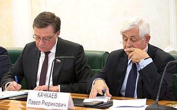 Сергей Рябухин иПавел Качкаев