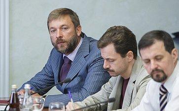 25-07-2014 Cовещание Комитета общественной поддержки жителей Юго-Востока Украины по вопросу оказания помощи беженцам 9
