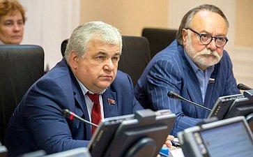 Расширенное заседание Комитета СФ понауке, образованию икультуре сучастием представителей Республики Северная Осетия-Алания