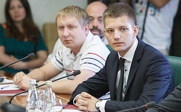 25-07-2014 Cовещание Комитета общественной поддержки жителей Юго-Востока Украины по вопросу оказания помощи беженцам 16