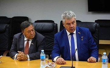 Сергей Калашников иВиктор Бондарев