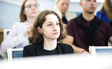 Научно-практическая конференция «Интеллектуальная собственность глазами молодёжи»