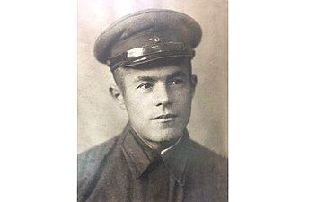 Третяк О. Я. Погиб вВеликую Отечественную войну. Дед сотрудницы Аппарата СФ Т.Струтинской