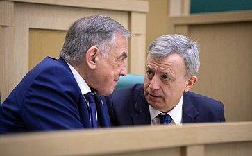 Юрий Бирюков иМухарбий Ульбашев