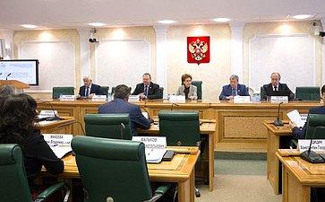 Заседание Совета повопросам жилищного строительства исодействия развитию жилищно-коммунального комплекса, посвященное вопросам реализации Стратегии развития жилищно-коммунального хозяйства вРФ