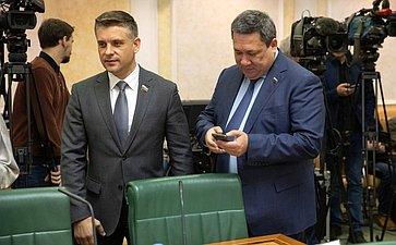 Юрий Архаров иВладимир Полетаев