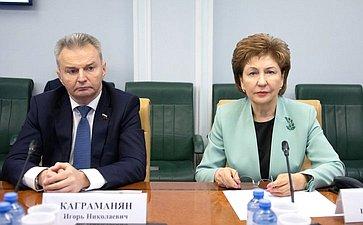 Галина Карелова иИгорь Каграманян