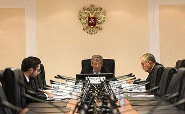Парламентские слушания натему «Актуальные вопросы правового регулирования отношений всфере водоотведения»
