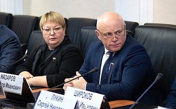 Ольга Старостина иВиктор Назаров