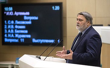 Глава ФАС И. Артемьев