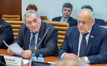 В. Штыров иТ. Мамсуров