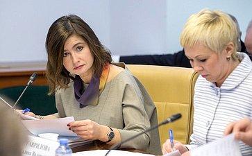 Заседание Совета при СФ поАрктике иАнтарктике