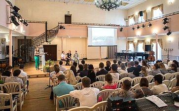 Заседание секций врамках VI Парламентского форума «Историко-культурное наследие России»